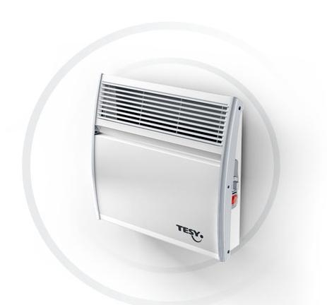 Elektrické radiátory nástěnné