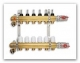 PV rozdělovač  8-okruhů s průtokoměry