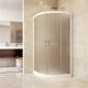 Sprchový kout čtvrtkruh 100x100 R550