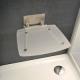 sedátko do sprchy OVO-B clear