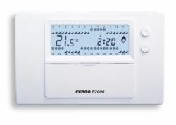 Elektronický pokojový termostat týdenní