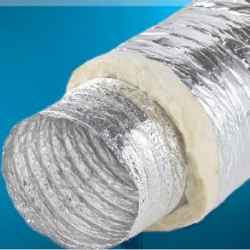 Flexi izolovaná hadice 160x10m