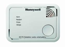 Honeywell detektor CO  XC70