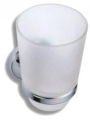 Metalia 1 6106.0 držák kartáčků sklo