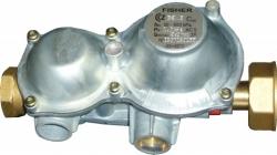 Regulátor plynu B6 přímý 3/4x1