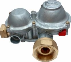 Regulátor plynu B6 rohový 3/4x5/4