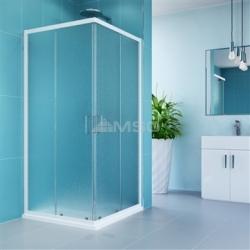 Sprchový kout čtverec, Kora,  80 cm