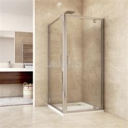 Sprchový kout čtverec, Mistica,  100 cm
