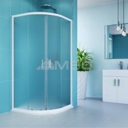 Sprchový kout čtvrtkruh Kora,90 cm,