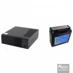 Záložní zdroj PG500 + akumulátor 18Ah