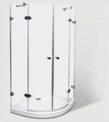 sprchový kout TGS480T čtvrtkruh anima