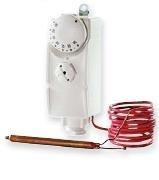 termostat příložný TG 0-90C s od.čidlem